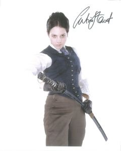 Signed 10 x 8 Photograph of Nicola Bryant